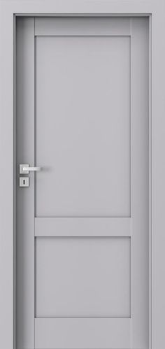 Porta GRANDE C0 Papirus Perłowy RAL7047