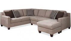 Modern : 901300 : Echelon Sectional : Decorium Furniture Store Toronto