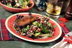 Így készül a tökéletes narancsos kacsacomb   Street Kitchen Naan, Steak, Beef, Meals, Chicken, Food, Meat, Meal, Essen