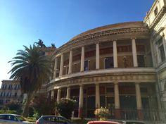 Teatro Politeama/Palermo