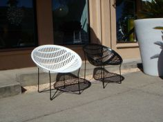 Furniture:Garden Chair Furniture Solair Black And White Chair Modern Outdoor Furnishing Contemporary Design Lovely Garden Chair Furniture by...