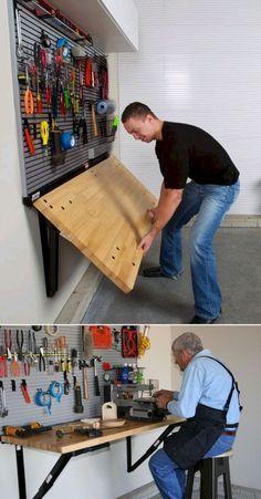 Good Ideas About Garage Workbench No 24