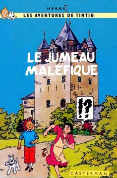 Les Aventures de Tintin - Album Imaginaire - Le Jumeau Maléfique: