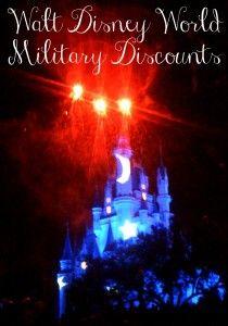 Disney World Military Park Hoppers - by Military Travel expert @Meagan Shamy