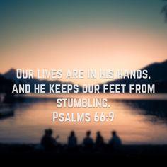 Psalm 66:9