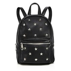 Our find of the Week- Mini Backpack with Stars — How cute is the mini backpack with white stars! Whether is for you or your little nugget it's a must-have in our book🖤 Have a great weekend!  xx Tammy and Lisa
