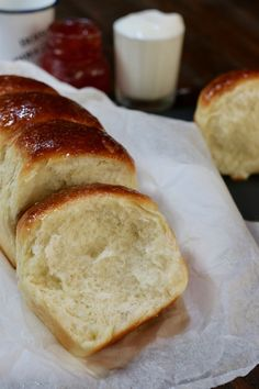 pan brioche morbidissimo allo yogurt magro - creando si impara Authentic Mexican Recipes, Mexican Food Recipes, Sweet Recipes, Kefir, Sweetarts, Pasta, Sweet And Salty, Sweet Bread, Breakfast Recipes