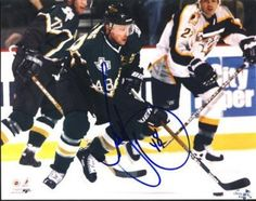 "Scott Young Dallas Stars 8x10 Photo Autographed SL COA . $10.00. Dallas Stars RW,Scott YoungSigned 8x10"" Photo. GREAT AUTHENTIC HOCKEY COLLECTIBLE!! .AUTOGRAPH AUTHENTICATED BY SPORTS LOT AUTHENTICATIONS WITH NUMBERED SPORTS LOT AUTHENTICATION STICKER ON ITEM.SPORTS LOT COA:  # 4199ITEM PICTURED IS ACTUAL ITEM BUYER WILL RECEIVE."