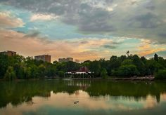 Calm park by An Drada on Landscape Photos, Calm, River, Outdoor, Outdoors, Outdoor Games, The Great Outdoors, Landscape Pictures, Rivers