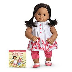 American Girl® Clothing: Coral Cutie Outfit for Dolls