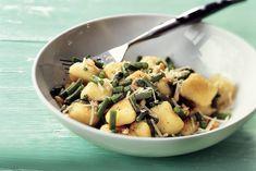 Knoflookgnocchi met haricots verts - Recept - Allerhande