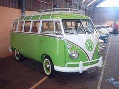 Volkswagen Kombi - Vintage