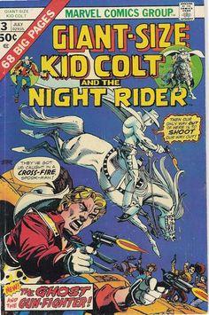 Giant-Size Kid Colt #3