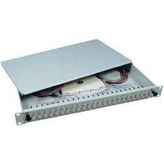 EFB Elektronik Spleißbox 24 ST/ST 50/125µ Pigtails /Kupplung OM3