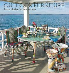 mckenzie childs furniture images | 824a67f0edcc1563377a68d00eceb602.jpg