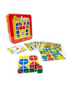 Look at this #zulilyfind! Pixy Cubes Game by Blue Orange #zulilyfinds