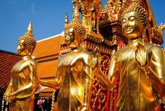 Suthep Thailand   Doi Suthep Temple Chiang Mai