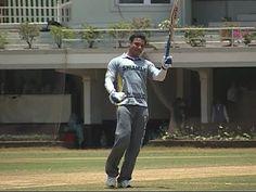 Sohail Khan bats for JUNOON - Celebrity Charity Cricket Match.