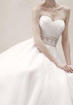 bodice davids bridal oleg cassini style cpk440
