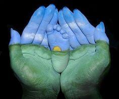 Body painting art by Craig Tracy Craig Tracy, Illusion Kunst, Illusion Art, Camouflage Art, Henna Tattoos, Creation Art, Wow Art, Human Art, Face Art