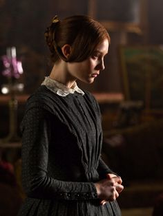 A gallery of Jane Eyre publicity stills and other photos. Featuring Mia Wasikowska, Michael Fassbender, Judi Dench, Jamie Bell and others. Mia Wasikowska, Charlotte Bronte Jane Eyre, Emily Bronte, Jane Eyre Movie, Jane Austen, Michael Fassbender, Jane Eyre 2011, Rachel Brice, Little Dorrit