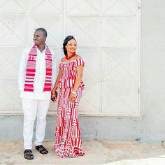 I Do Ghana | Congrats to Sydney & Juliana | Kente Wedding | African Fashion | Ghana Wedding