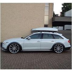 Just brutal on those vossen cvt audi allroad tag owne Audi Allroad, Audi Rs6, S8 Audi, Audi Wagon, Wagon Cars, Audi A6 Avant, A4 Avant, Audi 2017, Jetta Mk5