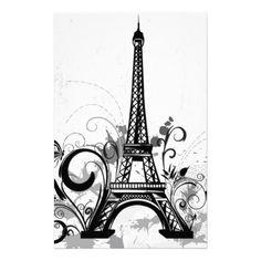 dibujar la torre eiffel facil - Google Search