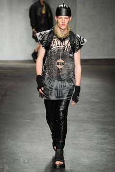 KTZ Spring 2015 Menswear - Collection - Gallery - Style.com