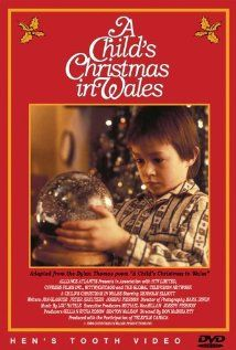 """♥ """"A Child's Christmas in Wales"""" - a perfect and magical short TV movie adaptation of the wonderful, touching Dylan Thomas work . with Denholm Elliott and the usual great UK character actor cast. Christmas Jingles, Christmas Books, Kids Christmas, Christmas Stuff, Christmas Ornament, Xmas, Dylan Thomas Poems, Twelfth Night, Navidad"""