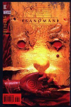DC Comics Vertigo Press SANDMAN #68 Neil GAIMAN Supernatural Magic Gothic Horror Anti-Super Hero Goth
