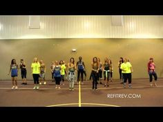 "Toby Mac ""Feel It"" || Fitness Choreography || REFIT® Revolution - YouTube"