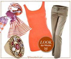 #bevonboch Fashion Essential Naturtöne