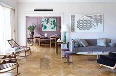 Parquet, flooring heaven