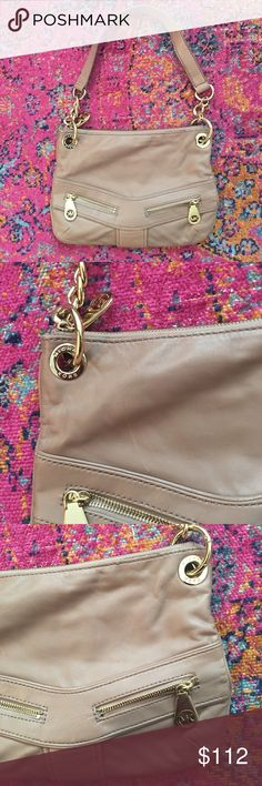 fcfc0f65ca9fe3 NEW Michael Kors Dusk Handbag Beautiful Michael Kors Handbag in Dusk  featuring gorgeous gold hardware accents