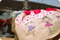Handmade kids: my first skirt