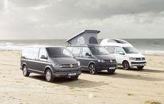VW T6 Camper und Multi von Custom-Bus
