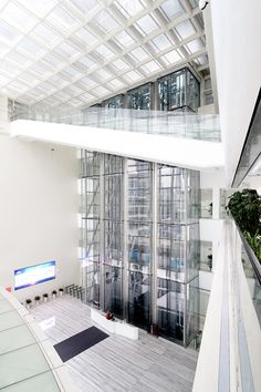 Gallery of Baidu Headquarters / Dongxiying Studio, CCDI - 8