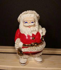 Santa spaghetti bank