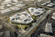 Gensler Designs New Silicon Valley Headquarters for Nvidia