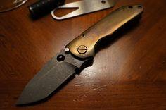 Dalibor Bergam Knives by goosefacer