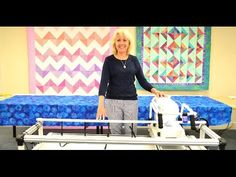 How To Mount A Quilt On The Brother Dream Frame