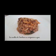 Hachis camarguais au companion, thermomix, i cook'in Recette réalisée avec le companion mais vous pouvez l'adapter à votre robot, thermomix, i cook'in ou sans robot Voici ma recette de hachis camarguais faîte au companion Accessoires ultrablade et mélangeur...