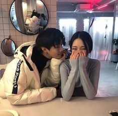 korean, couple, and ulzzang Couple Aesthetic, Korean Aesthetic, Korean Ulzzang, Ulzzang Boy, Cute Korean, Korean Girl, Couple Ulzzang, Parejas Goals Tumblr, Korean Friends
