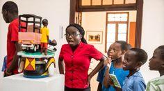 Kifouli Dossou, pierwsza nagroda dla współczesnej sztuki afrykańskiej - RFI Rfi, Contemporary Art, Africa, African