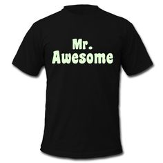 Mr. Awesome - KCCO T-Shirt