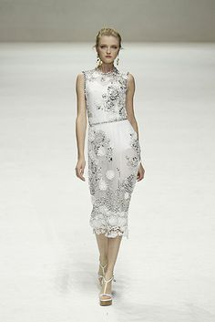 Milán Fashion Week primavera-verano 2011 desfiles Dolce & Gabbana