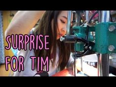 Surprise for Hubby! - YouTube
