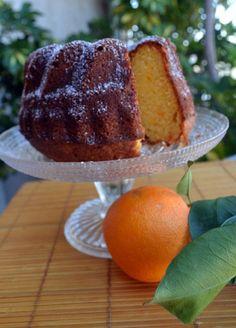 Πλούσιο κέικ πορτοκαλιού - Sweetly Cake, Kuchen, Torte, Cookies, Cheeseburger Paradise Pie, Tart, Pastries