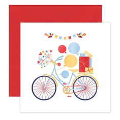 Greeting card set at etsy Bicycle Art, Bike, Kiosk, Mail Art, Paper Goods, Quilling, Whimsical, Stationery, Greeting Cards